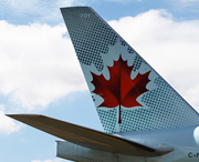 AIR CANADA flys to turks and caicos